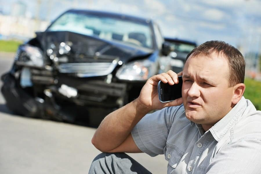 Car wreck attorney Bixby