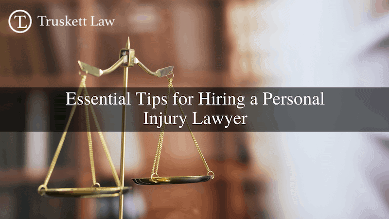 Hiring a personal injury lawyer tips