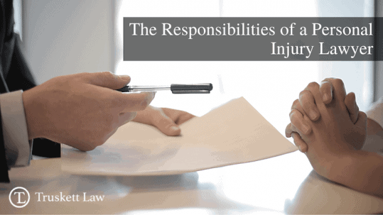 What Personal Injury Lawyers Handle