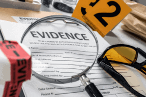 Personal Injury Lawsuit Evidence